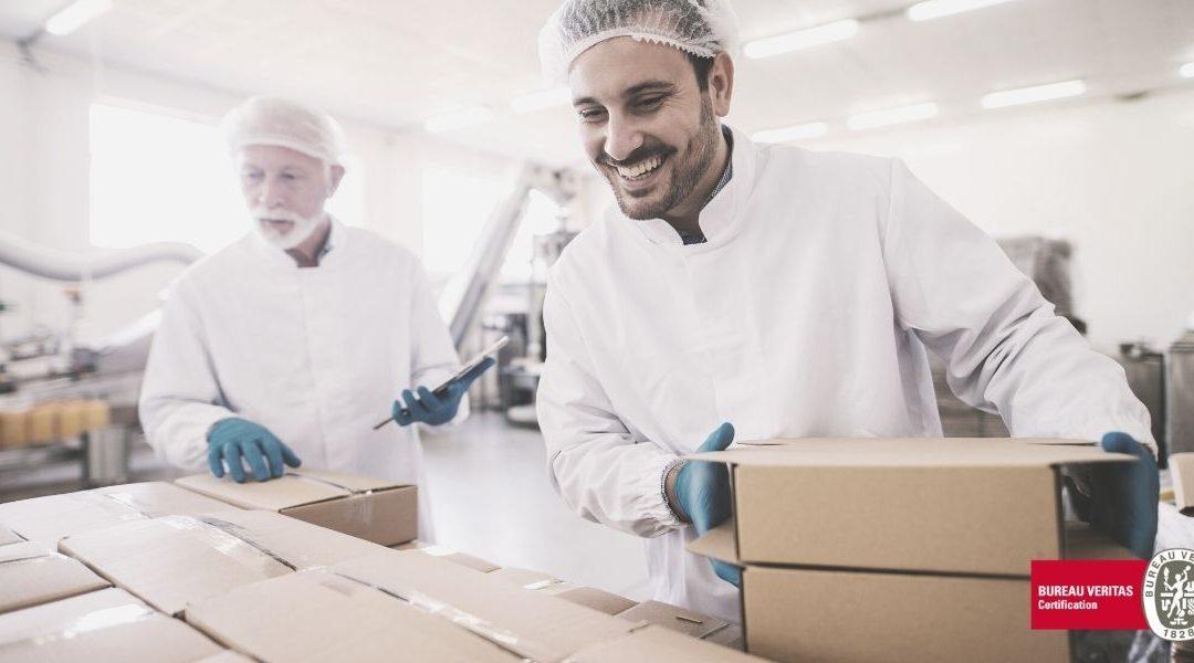 Seguridad alimentaria: importancia de la certificación