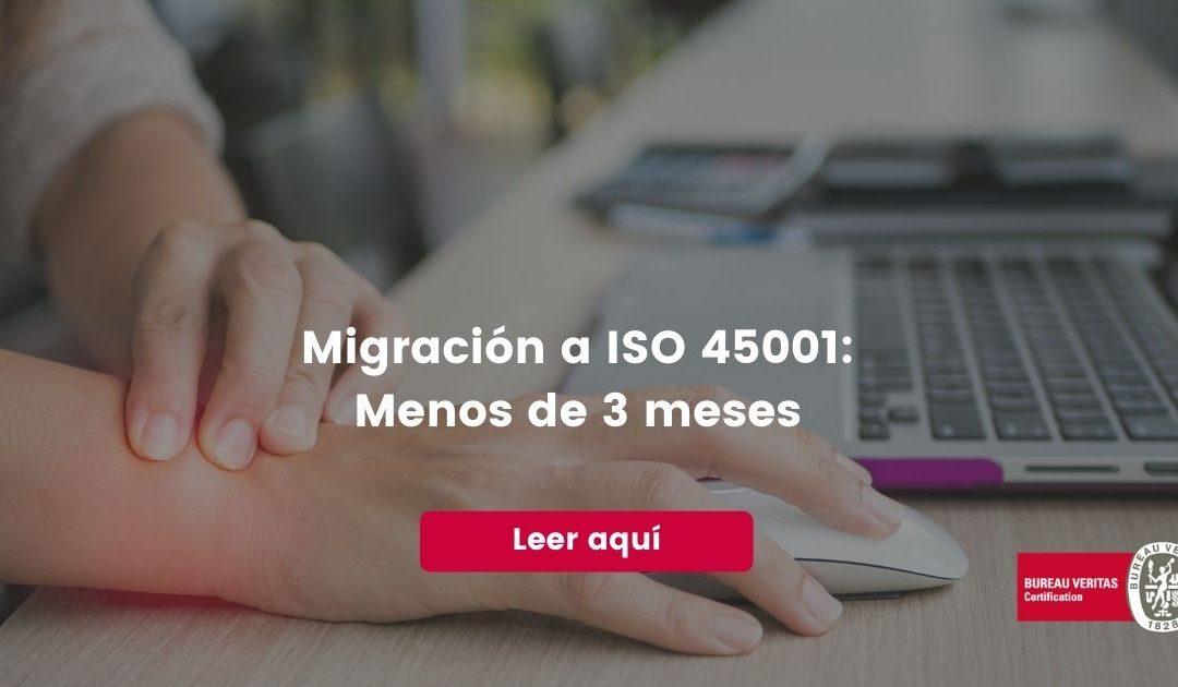 migracion a iso 45001, imagen destacada