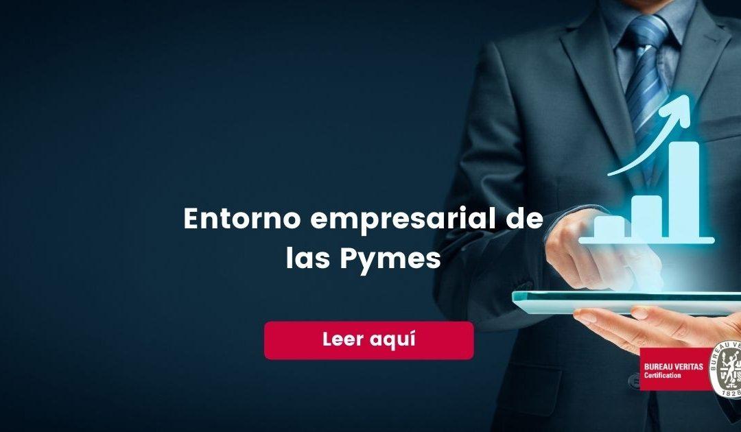 Entorno empresarial de las Pymes