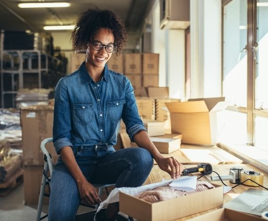 pymes, crecimiento economico, bureau veritas, mujer, empresaria